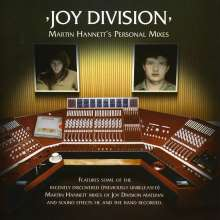 Joy Division: Martin Hannett's Personal Mixes, CD