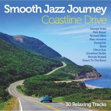 Smooth Jazz Journey: Coastline Drive, 2 CDs