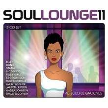 Soul Lounge 11, 3 CDs