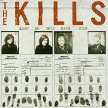 The Kills: Keep On Your Mean Side, CD