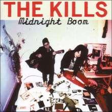 The Kills: Midnight Boom, CD