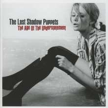 The Last Shadow Puppets: The Age Of The Understatement, CD