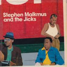 Stephen Malkmus (ex-Pavement): Mirror Traffic (180g), 2 LPs