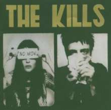The Kills: No Wow - Limited Edition (CD + DVD), 1 CD und 1 DVD