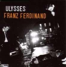 Franz Ferdinand: Ulysses (5-Track), Maxi-CD