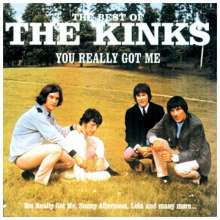 The Kinks: You Really Got Me - The Best Of The Kinks, CD