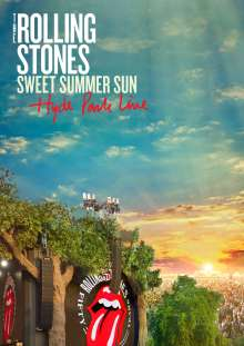 The Rolling Stones: Sweet Summer Sun: Hyde Park Live 2013, DVD