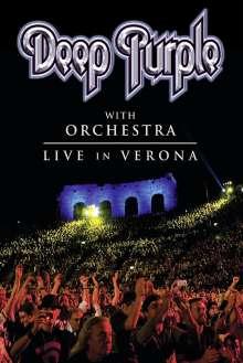 Deep Purple: Live In Verona 2011, DVD