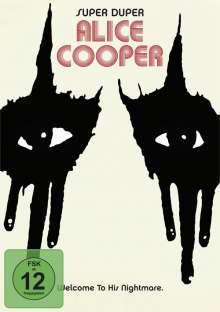 Alice Cooper: Super Duper Alice Cooper, DVD