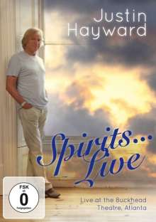 Justin Hayward: Spirits...Live At The Buckhead Theatre, Atlanta, DVD