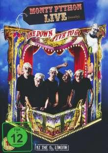 Monty Python - Live (Mostly) One Down Five to Go (OmU), DVD