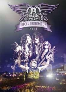 Aerosmith: Rocks Donington 2014, DVD