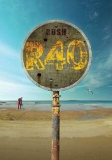 Rush: R40, 10 DVDs