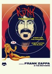 Frank Zappa (1940-1993): Roxy - The Movie, DVD