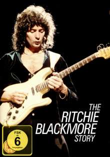 Ritchie Blackmore: The Ritchie Blackmore Story, DVD