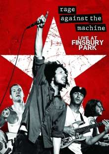 Rage Against The Machine: Live At Finsbury Park 2010, DVD