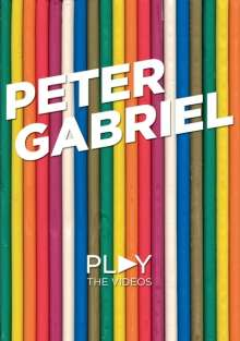 Peter Gabriel: Play: The Videos, DVD