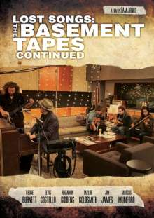 Lost Songs - The Basement Tapes Continued, DVD