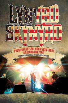 Lynyrd Skynyrd: Pronounced... / Second Helping - Live From The Florida Theater 2015, DVD