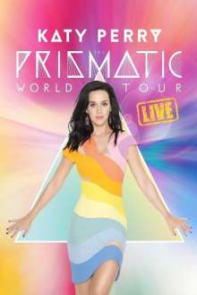 Katy Perry: The Prismatic World Tour: Live 2014, DVD