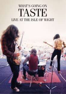 Taste: What's Going On: Live At The Isle Of Wight 1970, DVD
