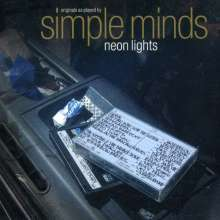 Simple Minds: Neonlights, CD