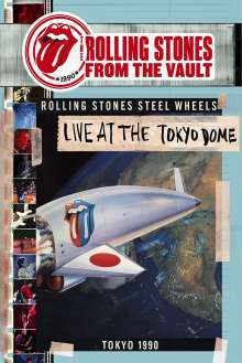 The Rolling Stones: From The Vault: Live At The Tokyo Dome 1990, DVD