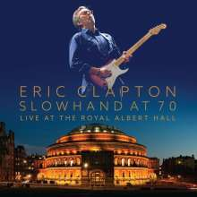 Eric Clapton: Slowhand At 70: Live At The Royal Albert Hall  (Limited Deluxe Edition), 2 DVDs