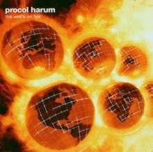 Procol Harum: The Well's On Fire, CD