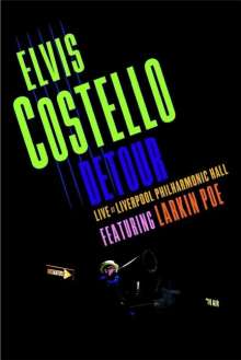 Elvis Costello: Detour: Live At Liverpool Philharmonic Hall 2015, DVD