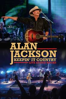 Alan Jackson: Keepin' It Country: Live At Red Rocks 2015, DVD