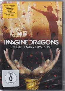 Imagine Dragons: Smoke + Mirrors Live (Toronto 2015), DVD
