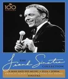 Frank Sinatra (1915-1998): A Man And His Music + Ella + Jobim / Francis Albert Sinatra Does His Thing / Sinatra, DVD