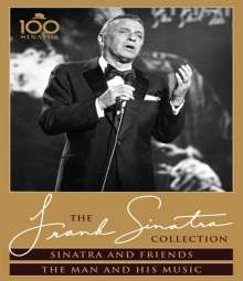 Frank Sinatra (1915-1998): Sinatra & Friends / A Man And His Music, DVD