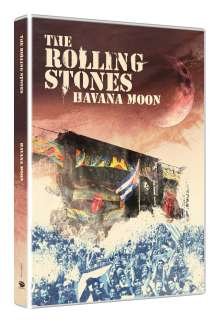The Rolling Stones: Havana Moon, DVD