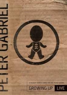 Peter Gabriel: Growing Up - Live, DVD
