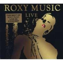 Roxy Music: Live - World Tour 2001, 2 CDs