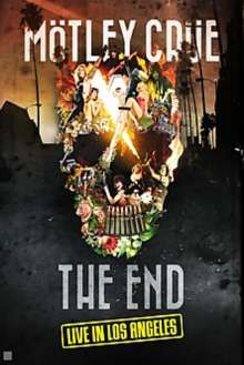 Mötley Crüe: The End: Live In Los Angeles 2015, DVD
