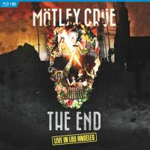 Mötley Crüe: The End: Live In Los Angeles 2015 (Limited Edition), DVD