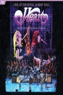 Heart: Live At The Royal Albert Hall, DVD