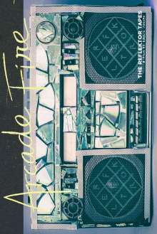 Arcade Fire: The Reflektor Tapes, 2 DVDs