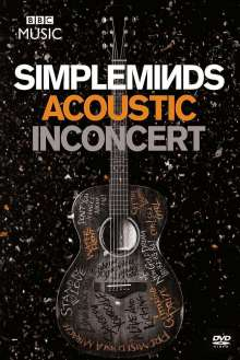 Simple Minds: Acoustic In Concert, DVD