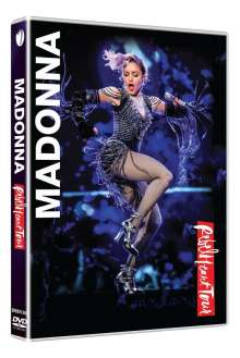 Madonna: Rebel Heart Tour 2016, DVD