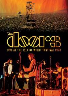 The Doors: Live At The Isle Of Wight Festival 1970, DVD