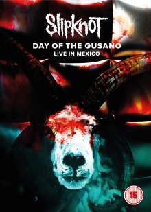 Slipknot: Day Of The Gusano: Live In Mexico 2015, DVD