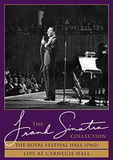The Royal Festival Hall (1962) / Live At Carnegie Hall - The Frank Sinatra Collection, DVD