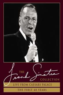 Live From Caesars Palace + The First 40 Years - The Frank Sinatra Collection, DVD