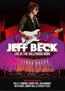 Jeff Beck: Live At The Hollywood Bowl, DVD