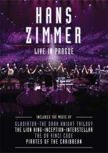 Hans Zimmer (geb. 1957): Filmmusik: Live In Prague, DVD