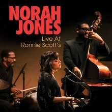 Norah Jones (geb. 1979): Live At Ronnie Scott's Jazz Club 2017, DVD